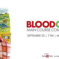 Karthik Kumars Blood Chutney - Chennai premiere