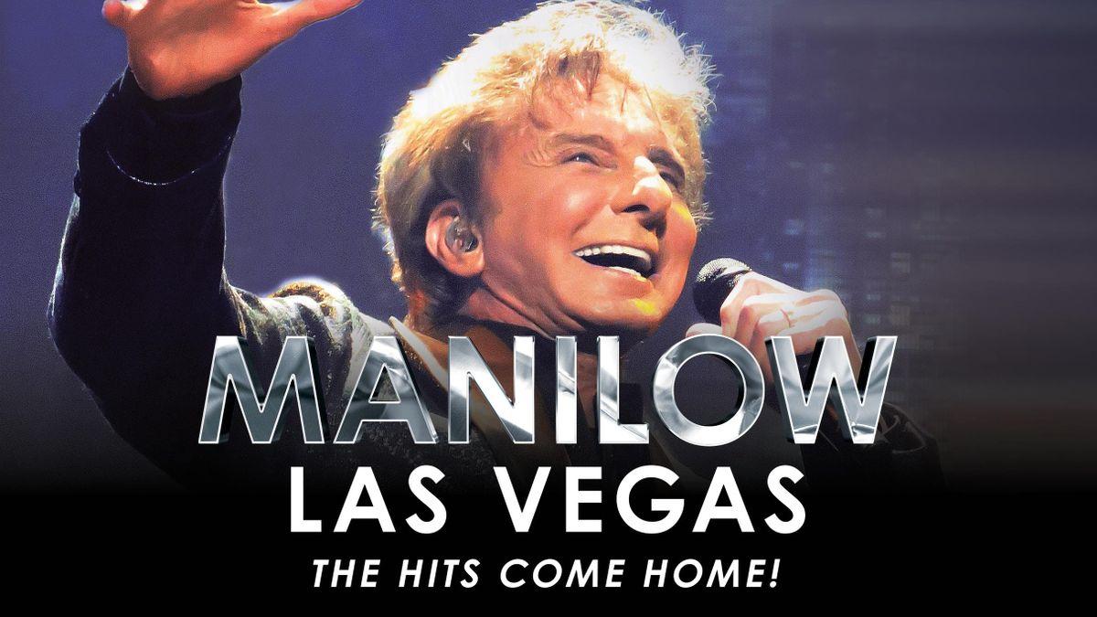 MANILOW  Las Vegas - November 16 2018