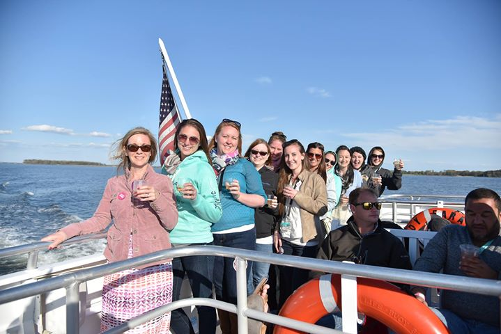 Cruise to the winefest at st michaels annapolis for Michaels arts and crafts virginia beach