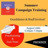 Summer Training Series-Phoenix