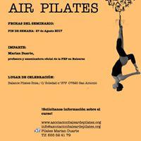 Seminario Air Pilates
