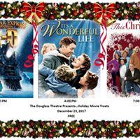Holiday Movie Treats