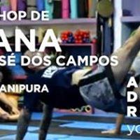 Workshop sana Andr De Rose Yoga SJC