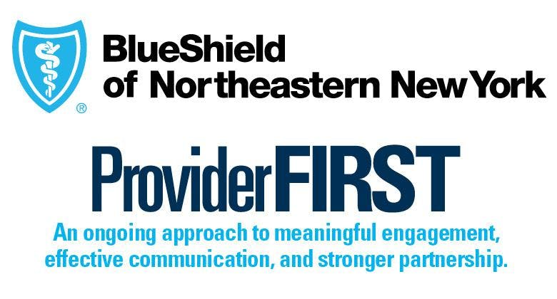 Blueshield Of Northeastern New York Presents Neny Provider Expo At