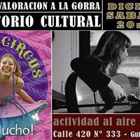 III Teatro y Concierto a la Gorra - Ciclo Laboratorio Cultural