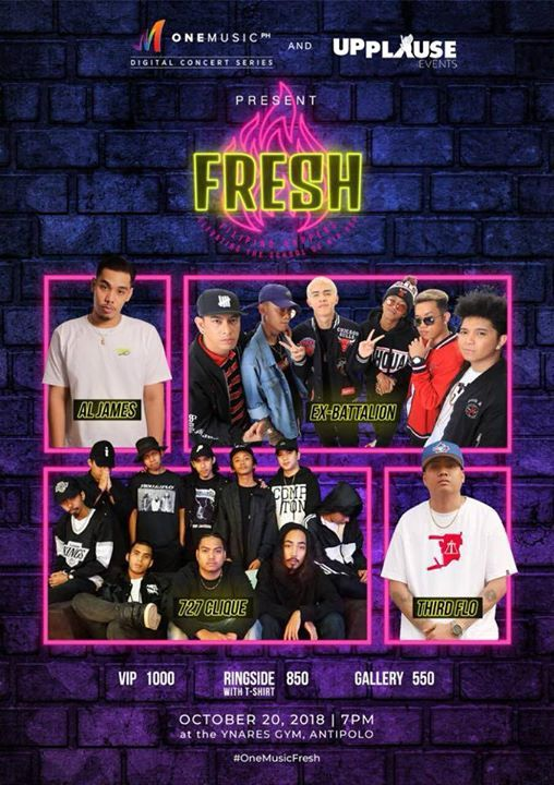 FRESH Digital Concert