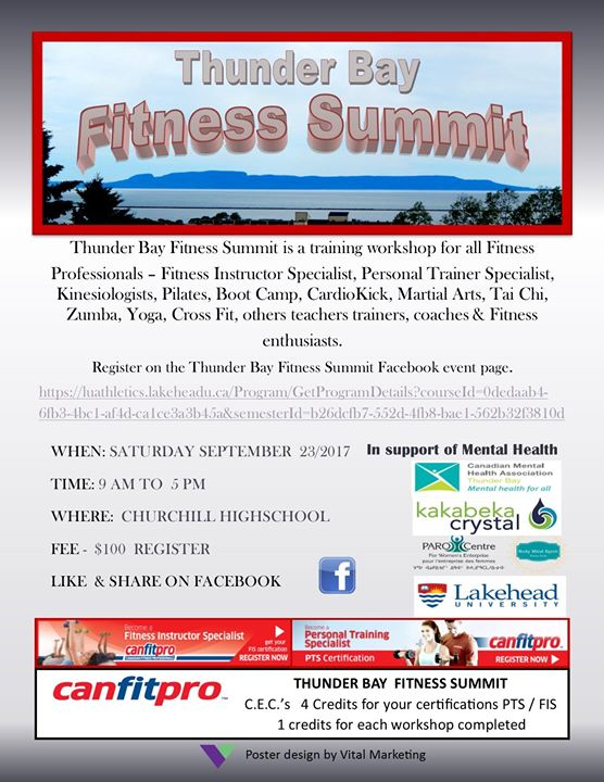 Thunder Bay Fitness Summit
