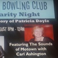 Charity Night In memory of Patricia Doyle
