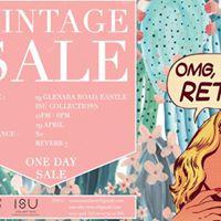 Vintage Yard Sale