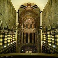 Cattedrale Segreta by night