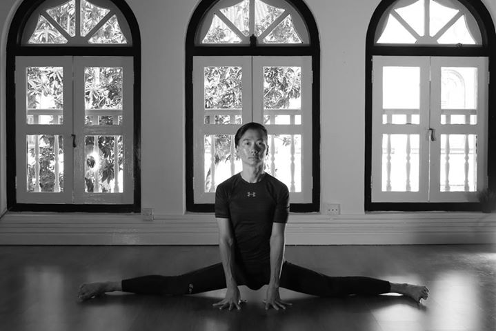 Yin Yoga Master Class (Singapore)