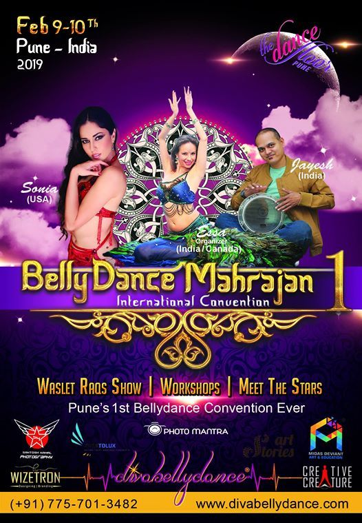 BellyDance Mahrajan - Edition 1