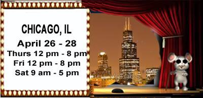 Three Blind Mice Miniature Show Chicago Il At Wyndham Garden Schaumburg Chicago Northwest