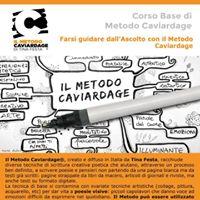 20 Gennaio 2018 - Corso Base di Metodo Caviardage