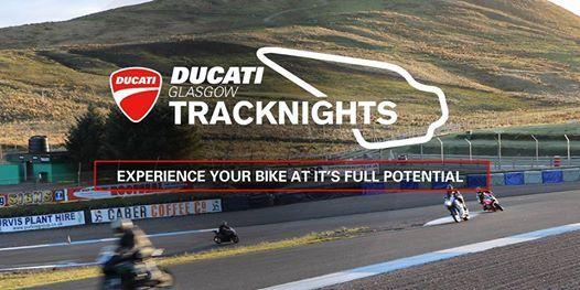 Ducati Glasgow Knockhill Track Night