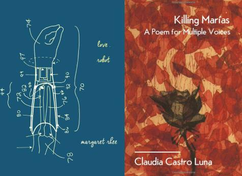 Poetry Book Launch Claudia Castro Luna and Margaret Rhee