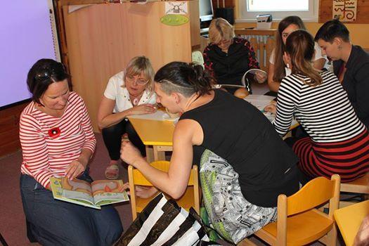 Strategie na podporu tensk gramotnosti na I.stupni Z