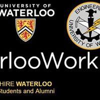 WaterlooWorks Workshop