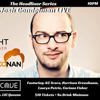SMUT Presents Josh Gondelman