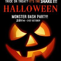Halloween Monster Bash Party