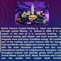 Divine Essence Crystal Healing - Training Modules 1 &amp 2