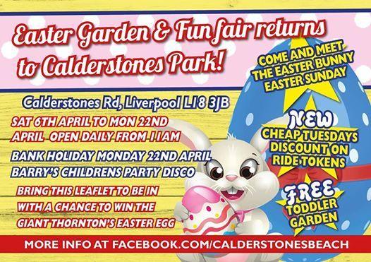Easter Garden & Fun Fair