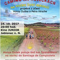 Camino na kolekch - projekce s besedou