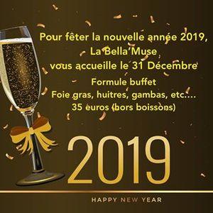 Nouvel An 2019 At La Bellamuse13 Rue Royale Passage Des