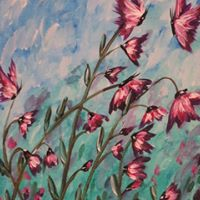 Paint With Janet &quotHope for Sara&quot Fundraiser