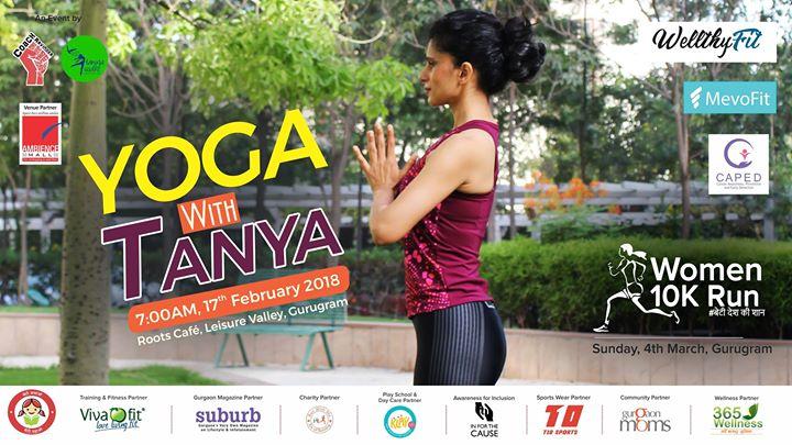 Yoga With Tanya- Women 10K Run