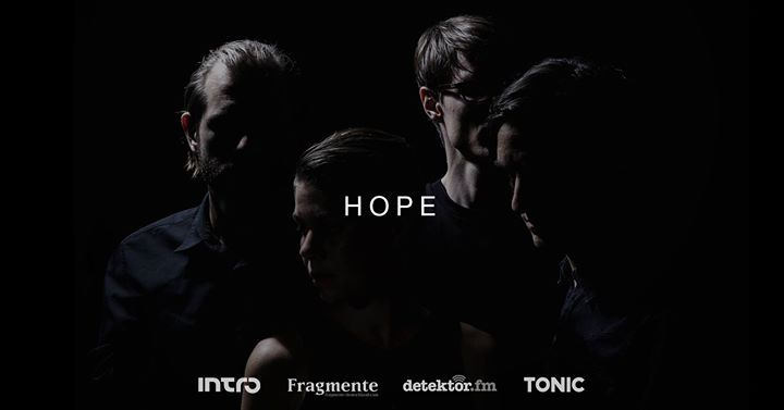 HOPE  Tom Jahn & Gibraltar Diaries - Soho Stage - Augsburg