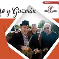 Cnovas Adolfo y Guzmn en Concierto - Vigo