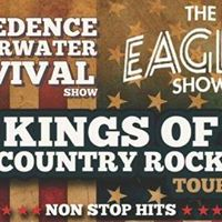 The Kings of Country Rock tour-Eagles VS Creedence