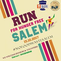 Run For Hunger Free Salem (Marathon)