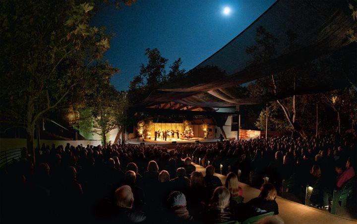 Ojai Music Festival 2018 Serving as Music Director