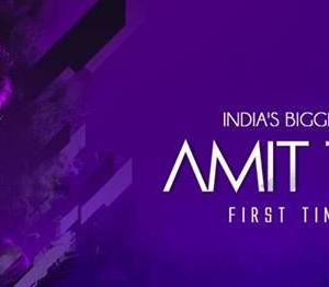 Amit Trivedi Live
