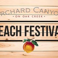 Orchard Canyon Peach Festival 2017