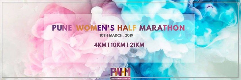 Pune Womens Half Marathon 2019