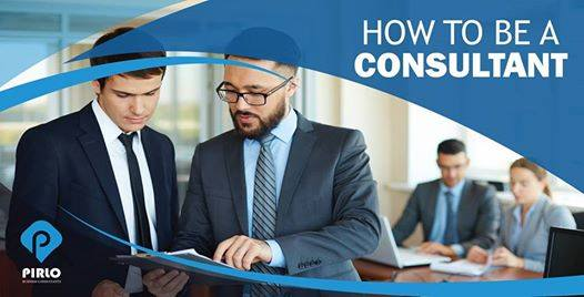 How To Be a Consultant Course