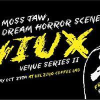WIUX Venue Series 002 Vines Moss Jaw Fever Dream Horror Scene