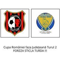 Cupa Romniei faza Judeean Turul 2