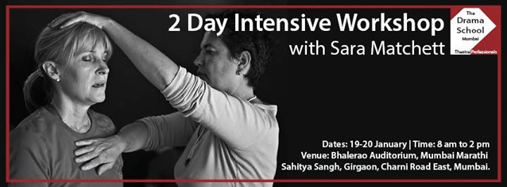 2 Day Intensive Workshop with Sara Matchett