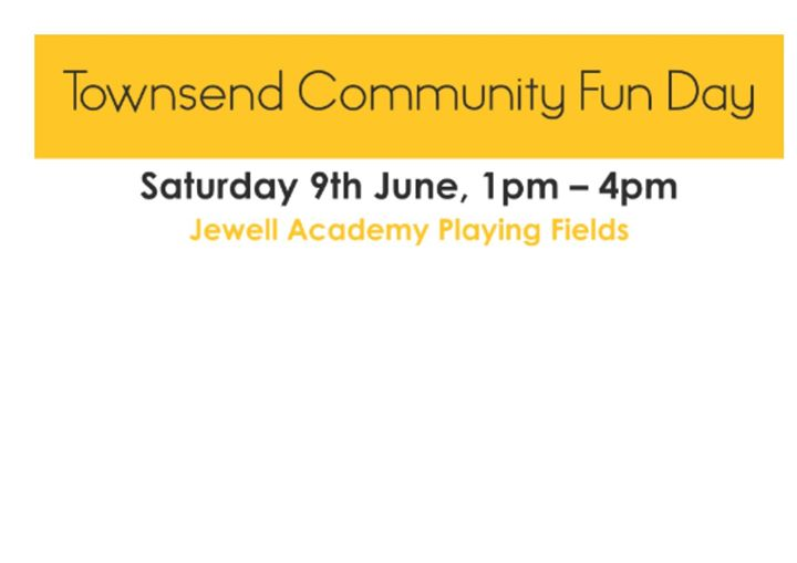 Townsend community fun day 2018 at jewell academy bournemouth townsend community fun day 2018 negle Images