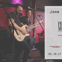 John Baab Trio at Rockwood Music Hall  01.10.17  10pm  free