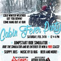 Cabin Fever Party
