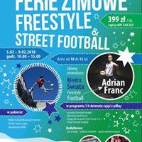 Ferie Freestyle &amp Street Football