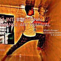 Kolkata International Performance Art Festival 2018