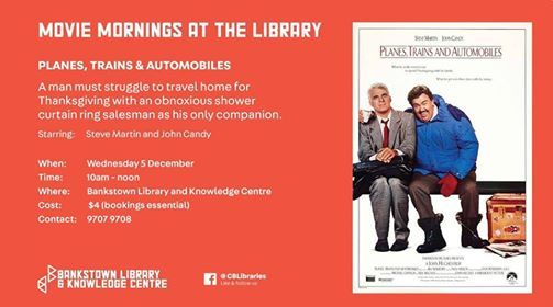 Movie Morning At The Library