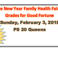Chinese New Year Family Health Fair
