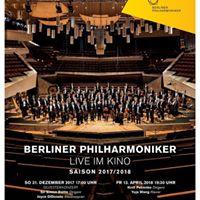 Berliner Philharmoniker im Kino Silvesterkonzert 2017